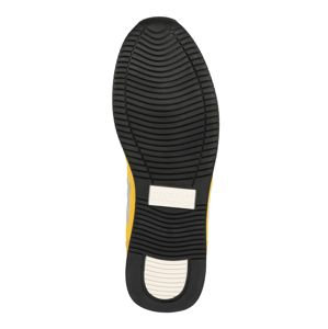 MTNG Rövid szárú edzőcipők 'Metro'  mustár / sárga
