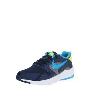 Nike Sportswear Sportcipő 'LD Victory'  kék / füstszürke / neonzöld
