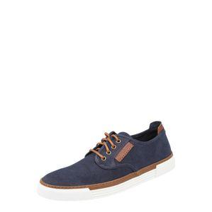 CAMEL ACTIVE Sneaker 'Racket'  tengerészkék / barna