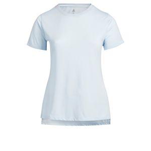 ADIDAS PERFORMANCE T-Shirt 'Go To'  fehér / világoskék