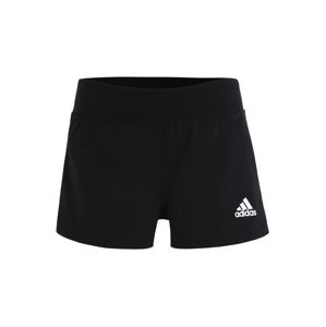 ADIDAS PERFORMANCE Funktionsshorts '2in1'  fekete