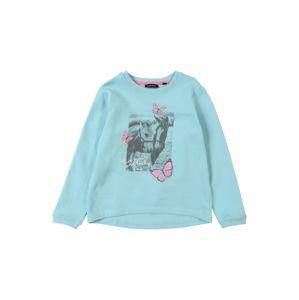 BLUE SEVEN Tréning póló  türkiz / vízszín / vegyes színek