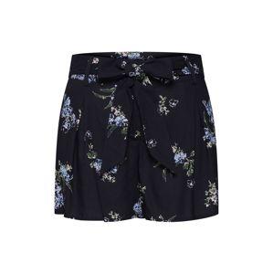 ABOUT YOU Shorts 'Catharina'  kék / zöld / fekete