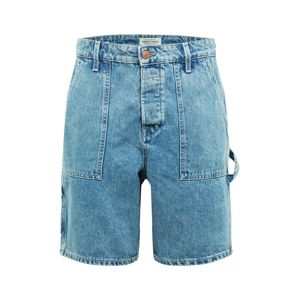 JACK & JONES Farmer 'JJITONY JJUTILITY SHORT AM 130'  kék