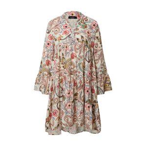 Zwillingsherz Nyári ruhák 'Marianna'  vegyes színek / bézs