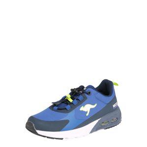 KangaROOS Sportcipő  kék / citromzöld / tengerészkék