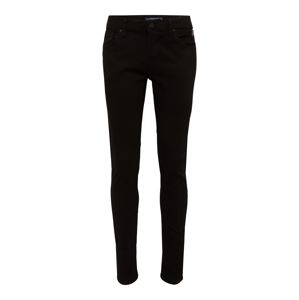 BLEND Farmer 'Cirrus Skinny Low'  fekete farmer