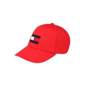 TOMMY HILFIGER Sapka 'BIG FLAG CAP'  piros