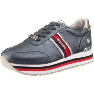 Dockers by Gerli Rövid szárú edzőcipők '680'  piros / fehér / kék