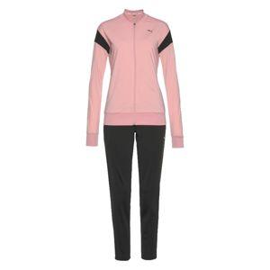 PUMA Sportruhák  rózsaszín / fekete
