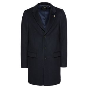 SCOTCH & SODA Átmeneti kabátok 'Classic 3-button coat in wool blend quality'  éjkék