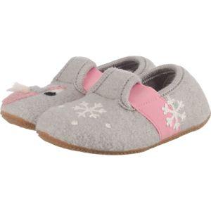 Living Kitzbühel Házi cipő '3623-619'  szürke / rózsaszín / fehér