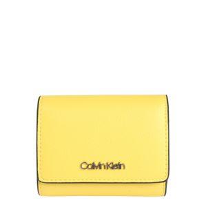Calvin Klein Pénztárcák  sárga