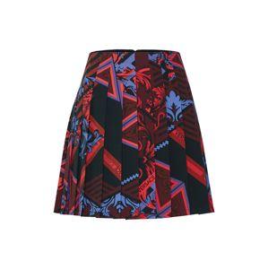Versace Jeans Szoknyák  kék / lila / piros / fekete