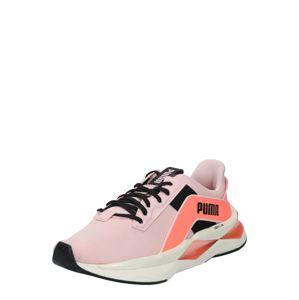 PUMA Sportcipő 'Shatter XT'  fekete / rózsaszín / lazac / fehér