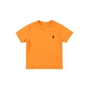 POLO RALPH LAUREN Póló  narancs / sötétkék