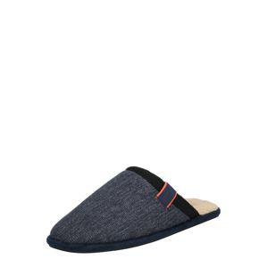 Superdry Házi cipő 'CLASSIC MULE SLIPPER'  tengerészkék / fehér