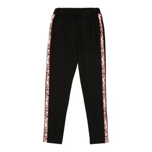 NAME IT Nadrág 'NKFLEXI IDA NORMAL PANT NOOS'  fekete