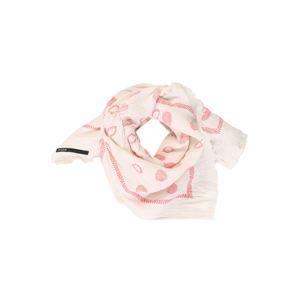 REPLAY Szövetmaszk  rózsaszín / fehér