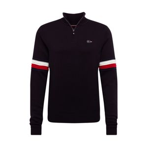 Tommy Hilfiger Tailored Pulóver  fekete