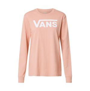 VANS Tréning póló 'Flying V Classic'  fehér / rózsaszín