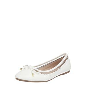 Dorothy Perkins Ballerina 'PIPPA'  fehér