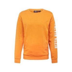 Calvin Klein Performance Sport szabadidős felsők  narancs / fehér