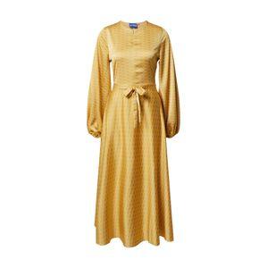 Crās Ruha 'iggycras maxi dress'  sárga
