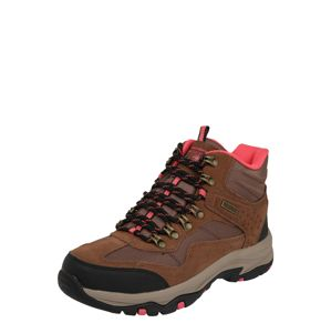 SKECHERS Csizma 'TREGO BASE CAMP'  barna