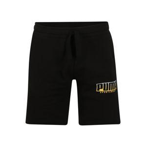 PUMA Shorts  'ATHLETICS'  arany / fekete