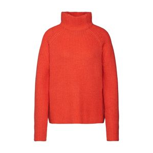 Re.draft Pulóver 'Knit Turtleneck'  narancsvörös