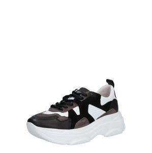Kennel & Schmenger Rövid szárú edzőcipők  fehér / szürke / fekete