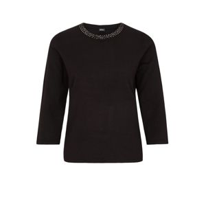 s.Oliver BLACK LABEL Pulli  fekete