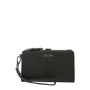 Calvin Klein Pénztárcák 'EVERYDAY'  fekete
