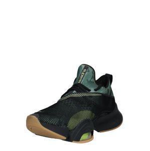 NIKE Futócipők 'Nike Air Zoom SuperRep'  zöld / fekete