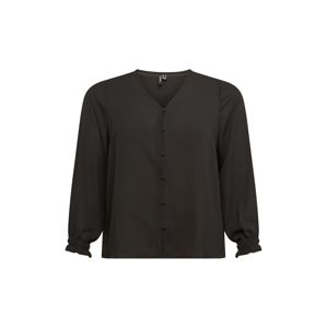 Vero Moda Curve Blúz 'Acacia'  fekete