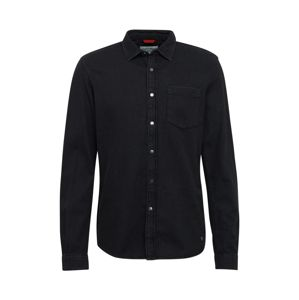 TOM TAILOR DENIM Ing 'authentic black denim'  fekete farmer