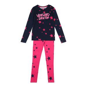 VINGINO Ruhák alváshoz 'Willa'  rózsaszín / fekete