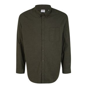 Jack & Jones Plus Ing  sötétzöld
