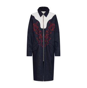 Levi's Made & Crafted Átmeneti kabátok 'LMC Empire Coat'  tengerészkék