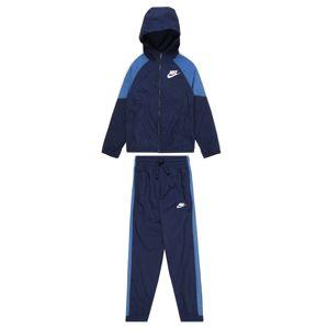 Nike Sportswear Jogging ruhák  világoskék / tengerészkék