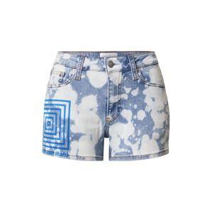 Calvin Klein Jeans Farmer  fehér / kék