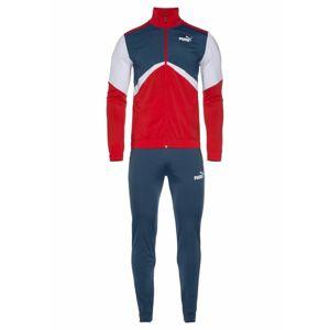 PUMA Sportruhák  piros / fehér / sötétkék