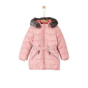 S.Oliver Junior Kabát  rózsaszín