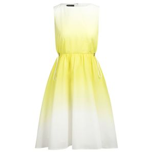 APART Nyári ruhák  sárga / fehér