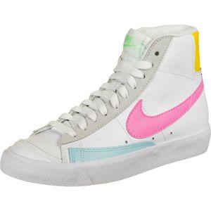 NIKE Sportcipő  sárga / világosszürke / fehér / világos-rózsaszín / opál