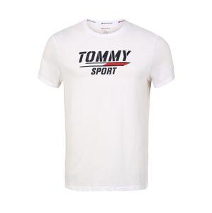 Tommy Sport Funkcionális felső  fehér / kék