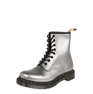 Dr. Martens Fűzős csizmák '8 Eye Boot 1460 Vegan'  ezüst