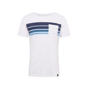 SHINE ORIGINAL Póló  fehér / sötétkék / világoskék / tengerészkék