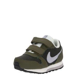 Nike Sportswear Sportcipő 'MD Runner 2 (TD)'  szürke / olíva / fekete